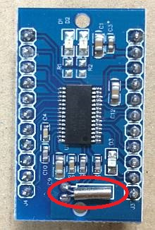 「最強版DSPコアTINYラジオキット K-SPK6959B C版」不具合原因判明