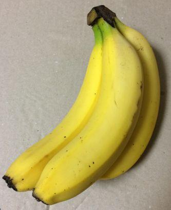 バナナ 毎日1本摂取を始めています
