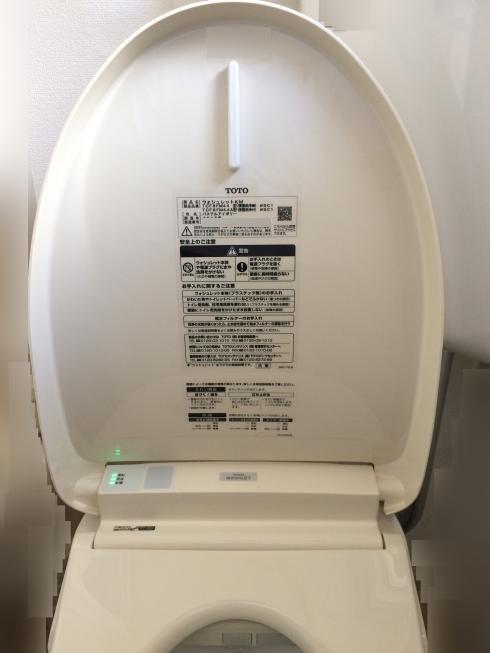 温水洗浄便座 TOTOウォシュレットKMシリーズ 自分で取付 お問い合わせ窓口が心強い