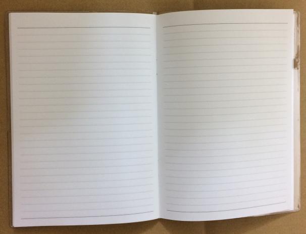 日本製3月始まりスケジュール手帳B6 64ページ ノートページ