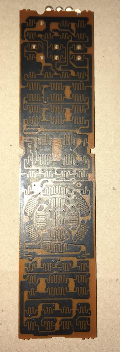 SONY RM-PLZ430D 学習リモコン 基盤クリーニング後
