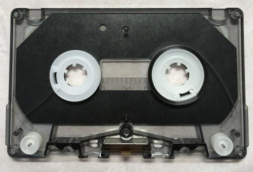 オーディオテクニカの音声入カセット・クリニカ AT5009 片方のハブ交換後