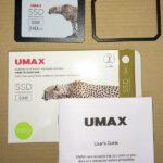 SSD 240GB UM-SSD25S330-240 を買いました