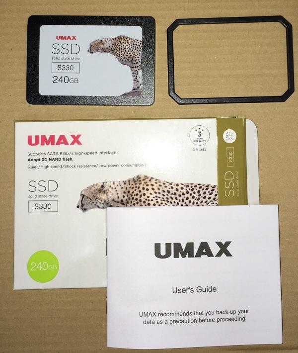 UMAX UM-SSD25S330-240