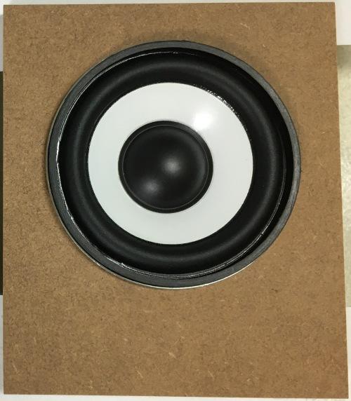 PM-M0841CK スピーカーのバッフル板への取付