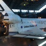 アメリカのワシントンDC ウドバーハジーセンター(国立航空宇宙博物館 別館)に行ってきました