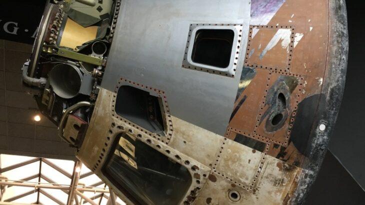 アメリカのワシントンDC 国立航空宇宙博物館に行ってきました