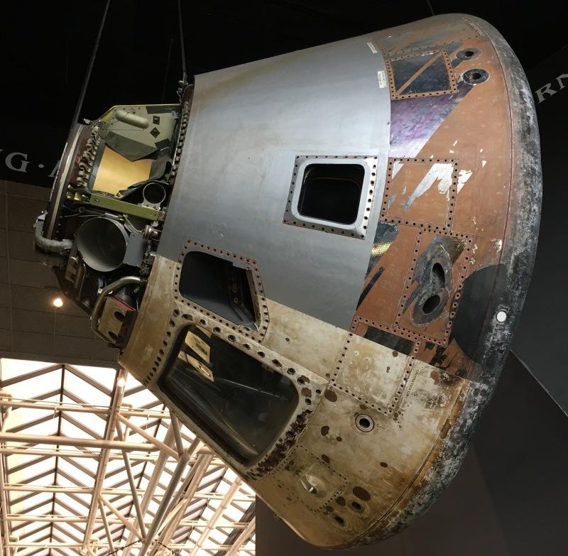 アポロ コマンド モジュール Skylab 4