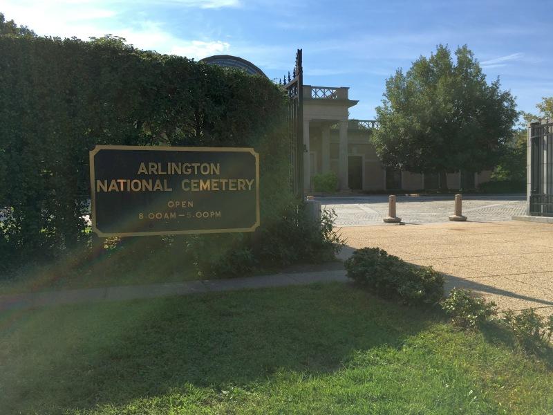 Arlingon Cemetery(アーリントン墓地)
