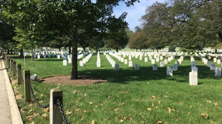 アメリカのワシントンDC アーリントン墓地とリンカーン記念堂に行ってきました