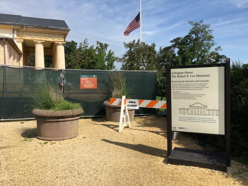 アーリントン墓地 アーリントンハウス