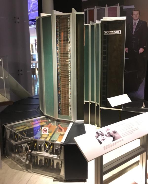 スーパーコンピューター クレイリサーチ社 Cray-1