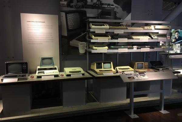 初期のパソコン