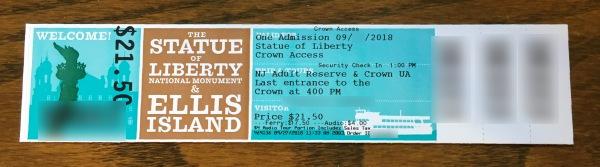 王冠アクセス(Crown Access)チケット