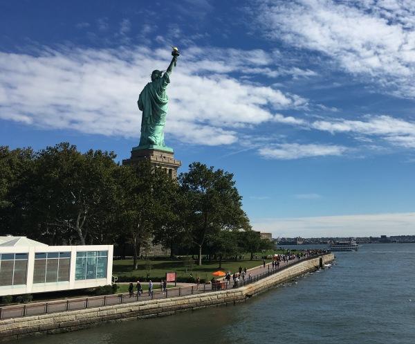 リバティ島(Liberty Island)